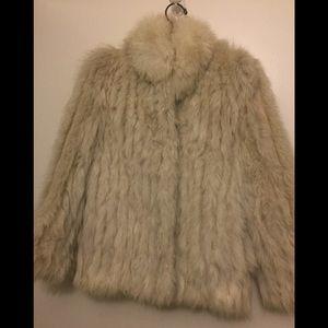 Jackets & Blazers - Fox Genuine Fur Ladies Jacket Size:M